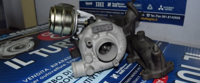 Turbina Golf IV 1.9 TDI 115 cv